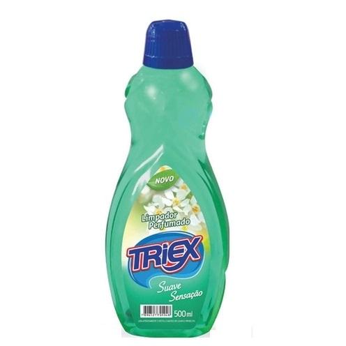 Limpador Perfumado Triex 500ml Suave Sensacao