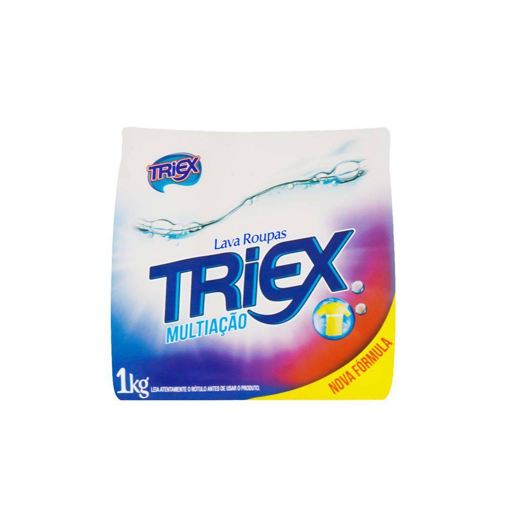 Detergente Po Triex 1kg