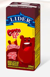 Bebida Láctea Lider Chocolate 200Ml