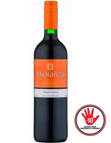 Vh Nac Mioranza Tinto Suave 12x | Vinho Mioranza Tinto Suave