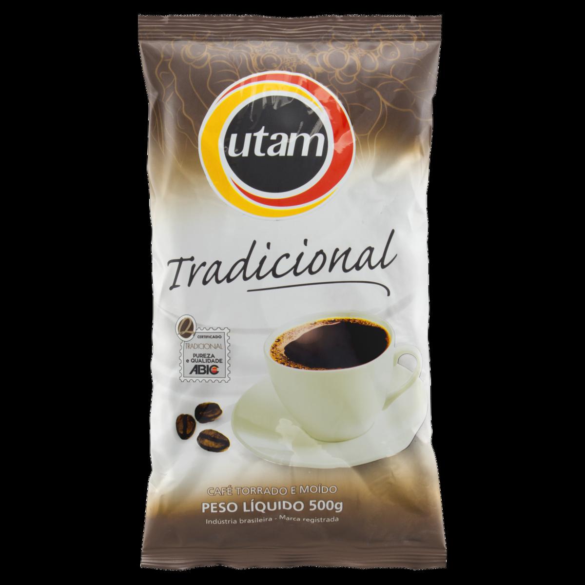 Café Utam Pacote 500G