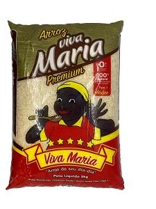 Arroz Tipo 1 Viva Maria Pacote 5Kg