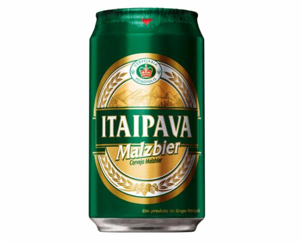 Cerveja Malzbier Itaipava Lata 350ml