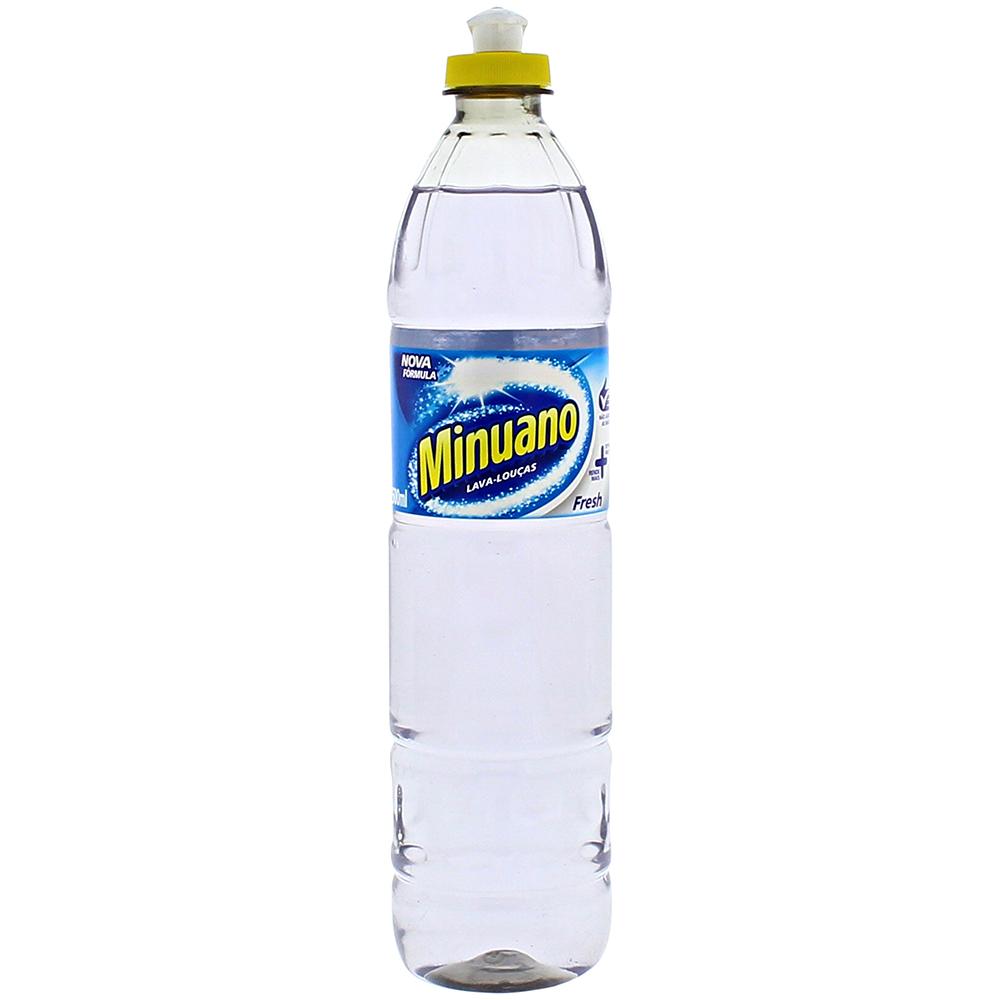 Detergente Líquido Minuano Fresh