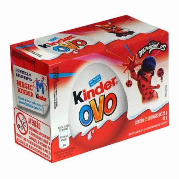 Chocolate Kinder Ovo 40G