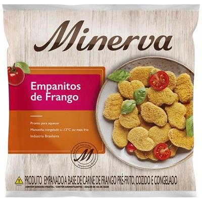 Chicken Nuggets Empanitos Minerva 700G