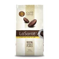 Café La Santé Torrado e Moído Embalagem 250G