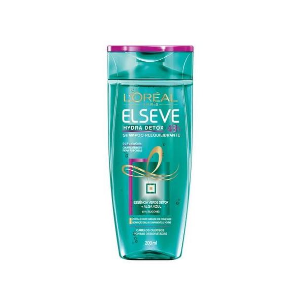 Shampoo Hydra Detox 48h 200ml Elseve