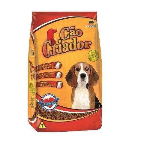 RACAO CAES CAO CRIADOR 7KG CARNE/CEREAIS