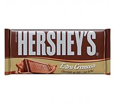 Chocolate Ao Leite Extra Cremoso Hershey S Pacote 92g
