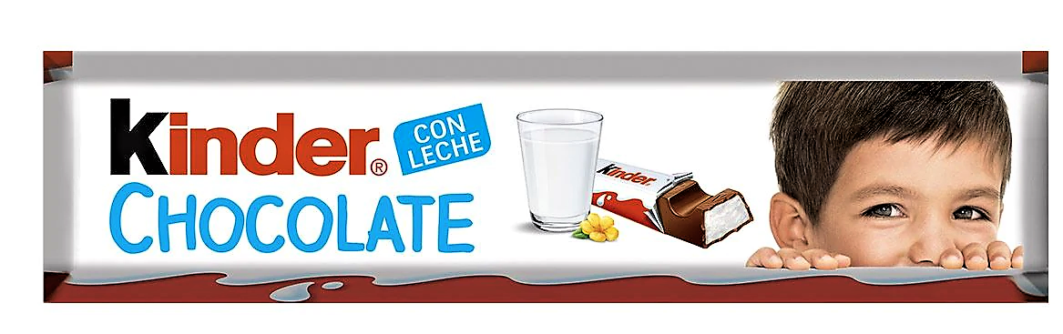 Chocolate Ao Leite Kinder Pacote 12,5g